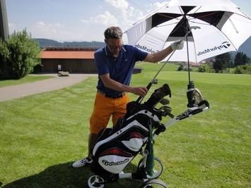 challenge turnier zugunsten der jugend golf allg u. Black Bedroom Furniture Sets. Home Design Ideas